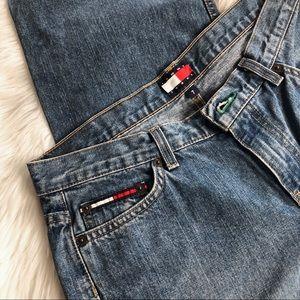 Vintage Tommy Hilfiger Jeans With Logo